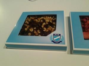 exlúzív csoki, reklámcsoki, prémium csoki nyomda