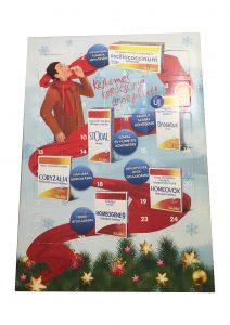 adventi naptár, egyedi céges ajándék, üzleti ajándék, karácsonyi céges ajándék